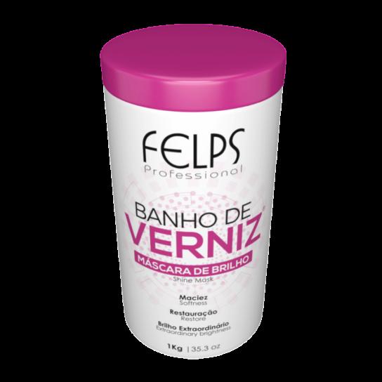 FELPS MÁSCARA BANHO DE VERNIZ