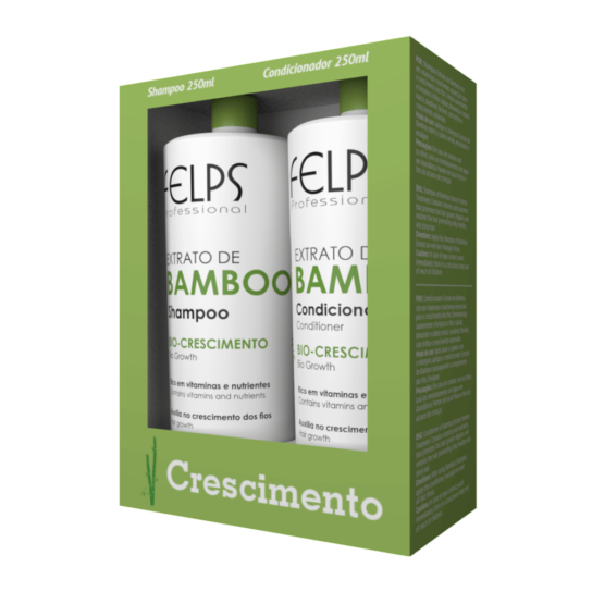 FELPS BAMBOO KIT DUO CRESCIMENTO