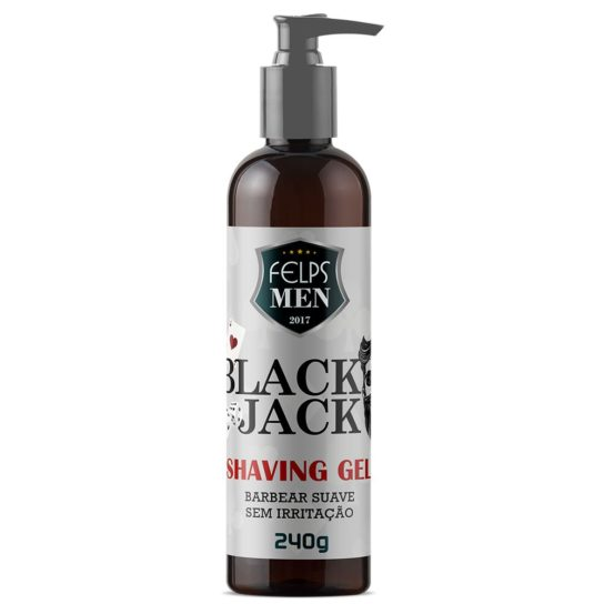 FELPS MEN BLACK JACK SHAVING GEL