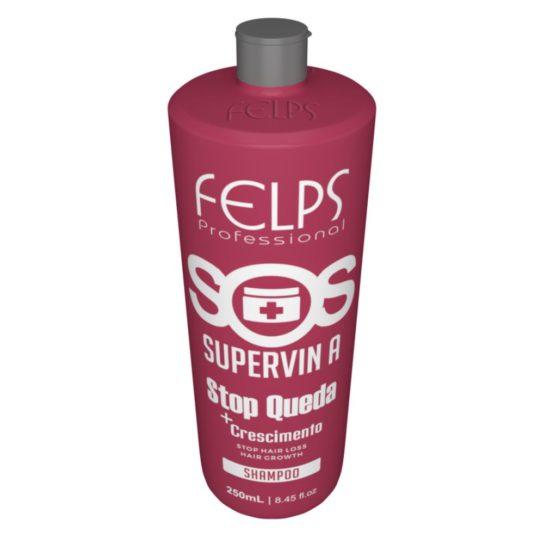 FELPS SOS SHAMPOO SUPERVIN A
