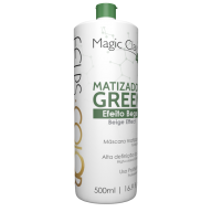 FELPS COLOR MAGIC CLAY 4K MATIZADOR GREEN EFEITO BEGE