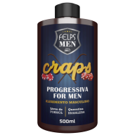 FELPS MEN CRAPS PROGRESSIVA MASCULINA