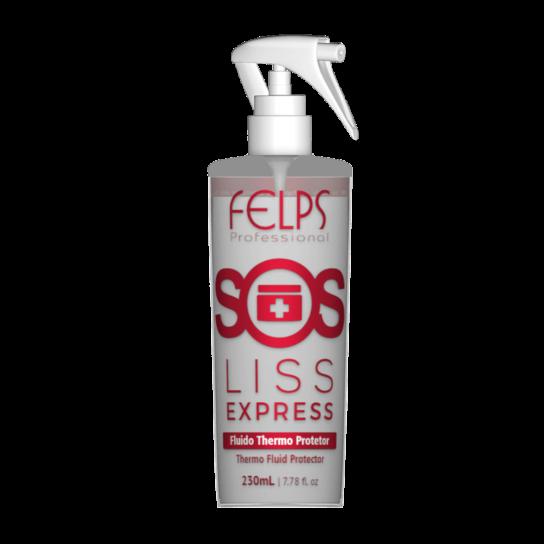 FELPS SOS LISS EXPRESS FLUIDO PROTETOR