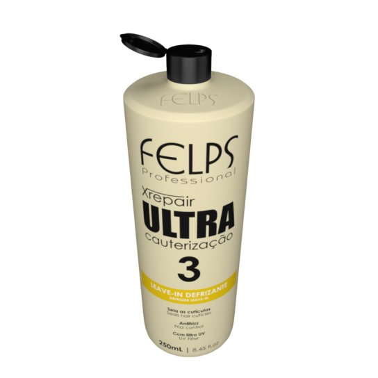 FELPS XREPAIR ULTRA CAUTERIZAÇÃO LEAVE-IN DEFRIZANTE