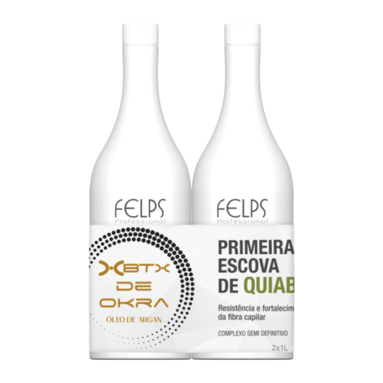 FELPS KIT OKRA QUIABO
