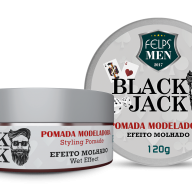 FELPS MEN BLACK JACK POMADA MOLHADA