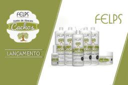 Felps Cachos – A Linha Completa para Hidratar, Nutrir e Restaurar Todos os Tipos de Cachos!