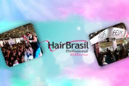 Felps na Hair Brasil 2017