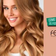 Como deixar o cabelo loiro, tratado e bonito?