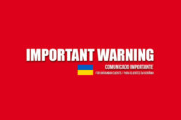 Aviso Importante (Ucrânia)
