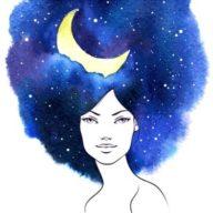 A influência das Fases da Lua no cuidado dos cabelos