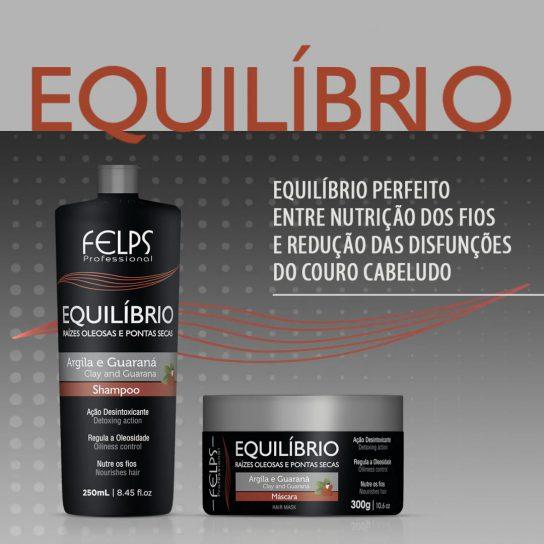 Juba Oleosa Pede Tratamento Equilíbrio Argila E Guaraná Felps