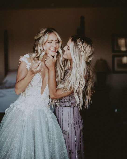 Brindando A Noiva: Cabelos Para Madrinhas De Casamento