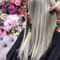 Um Aliado Para As Loiras: Macadâmia Ultimate Blond Selagem Térmica