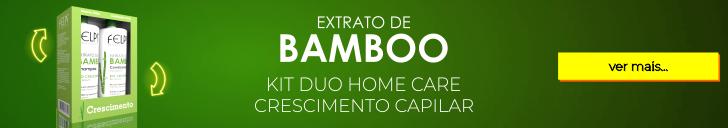 Banner Extrato de Bamboo