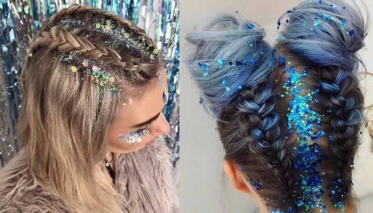4 Penteados Coloridos Para Arrasar Neste Carnaval